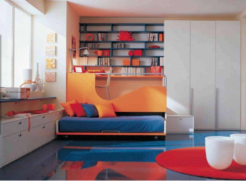 Правильно освещенная детская комната избавит ребенка от многих проблем со здоровьем. В частности, это сохранит ему зрение, ребенок будет меньше уставать и чувствовать себя значительно бодрее
