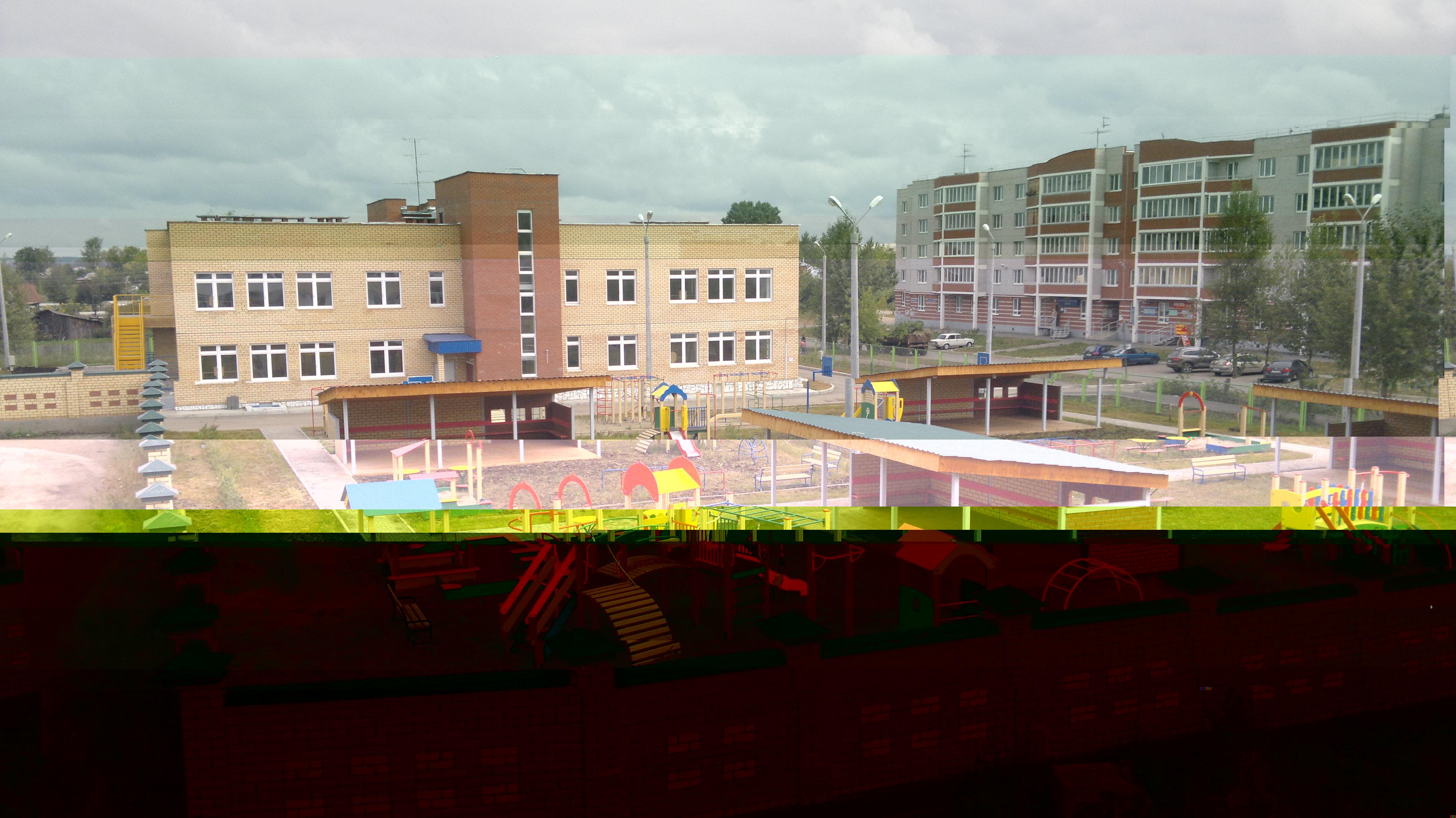 Здания детских садов фото 2